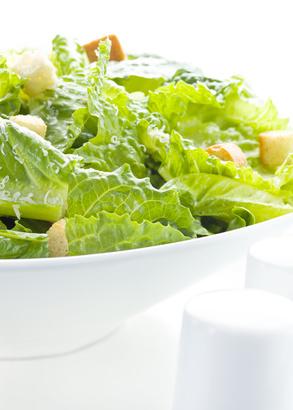 Ceasar Salat Rezept