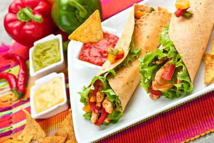 Burrito Rezept einfach und lecker